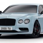 Bentley Flying Spur V8 S Black Edition (2017, D1, first generation) photos