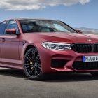 BMW M5 First Edition (2018, F90, seventh generation 5-Series) photos