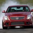 Cadillac CTS-V sedan (2009, second generation) photos