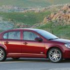 Chevrolet Cobalt sedan (2009, first generation, USA) photos