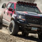 Chevrolet Colorado ZR2 by Hall Racing (2018, second generation) photos