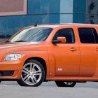 Chevrolet HHR (2009, first generation, USA) photos