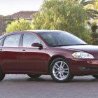 Chevrolet Impala (2009, ninth generation, W-body, USA) photos