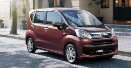 2017 Daihatsu Move: New body, same platform, more safety