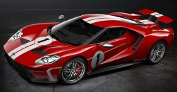 Ford GT production run extended to 2022