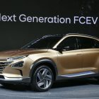 2018 Hyundai Fuel Cell SUV: Tucson replacement to be named at CES