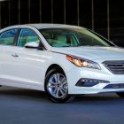 Hyundai Sonata Eco (2014, LF, seventh generation, USA) photos