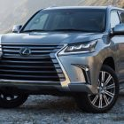Lexus LX (2016 facelift, J200, third generation, USA) photos