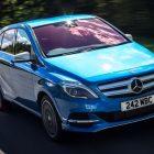 Mercedes-Benz B-Class Electric Drive: B250e axed, next EV is 2020 EQC