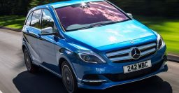 Mercedes-Benz B-Class Electric Drive: B250e axed, next EV is 2020 EQC
