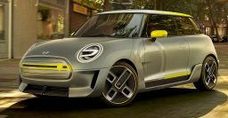 2020 Mini electric hatch previewed by concept at Frankfurt