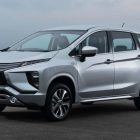 Mitsubishi Xpander (2017, first generation, launch, Indonesia) photos