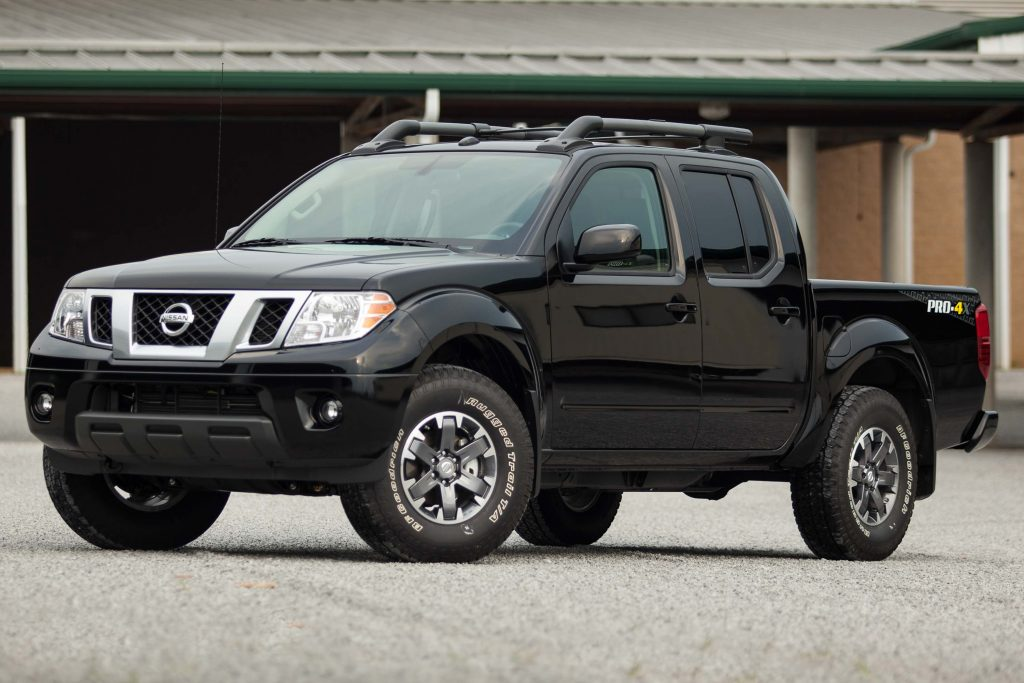 nissan frontier    generation usa    axles