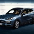 Porsche Cayenne (2017, E3, third generation) photos