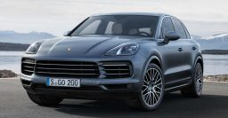 2018 Porsche Cayenne: Looks the same, has new platform, V6 turbo only