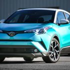 Toyota C-HR (2018, first generation, TNGA, USA) photos