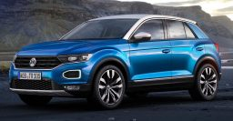 2017 Volkswagen T-Roc not coming to the USA, Canada