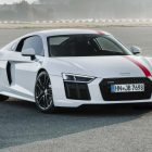 Audi R8 RWS coupe (2017, second generation) photos