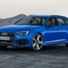Audi RS4 Avant (2018, B9, Type 8W, fourth generation A4) photos
