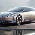 BMW i Vision Dynamics concept (2017) photos