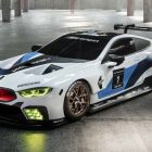 BMW M8 GTE (2018, second generation 8-Series) photos