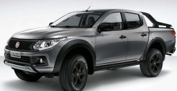 2017 Fiat Fullback Cross: Range topping model gets more aggressive look