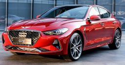 2019 Genesis G70 2L turbo I4, 3.3L twin-turbo V6 detailed