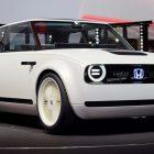Honda Urban EV Concept (2017) photos