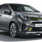 Kia Picanto X-Line (2017, JA, third generation) photos