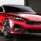 Kia Proceed concept (2017, third generation) photos