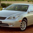 Lexus ES (2003-2006 facelift, XV30, fourth generation) photos