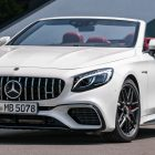 Mercedes-AMG S63 4Matic+ cabrio (2017 facelift, A217, 6th gen) photos