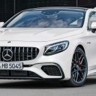 Mercedes-AMG S63 4Matic+ Coupe (2017 facelift, C217, 6th gen) photos