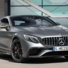 Mercedes-AMG S63 Yellow Night Edition coupe (2017 facelift, C217) photos