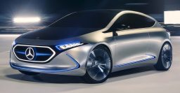 2020 Mercedes-Benz EQA: EV hatch previewed by stunning concept