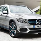 Mercedes-Benz GLC F-Cell (2017, X253, first generation) photos