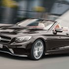 Mercedes-Benz S-Class cabriolet (2017 facelift, A217, 6th gen) photos