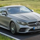 Mercedes-Benz S-Class Coupe (2017 facelift, C217, 6th gen) photos