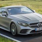Mercedes-Benz S-Class Coupe (2017 facelift, C217, 6th gen) photos