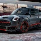 Mini John Cooper Works GP Concept (2017, F56, third generation) photos