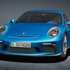 Porsche 911 GT3 Touring Package (2017, Type 991.2) photos