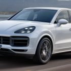 Porsche Cayenne Turbo (2017, E3, third generation) photos