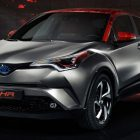 Toyota C-HR Hy-Power Concept (2017, first generation) photos