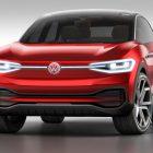 Volkswagen ID Crozz II concept (2017) photos