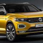 Volkswagen T-Roc R-Line (2017, first generation) photos
