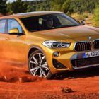 BMW X2 (2018, F39, first generation) photos