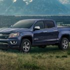 Chevrolet Colorado Centennial Edition (2018, second generation) photos
