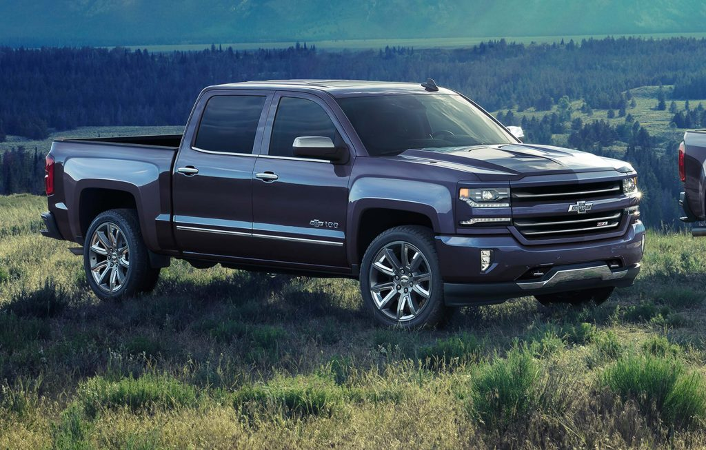 2018 Chevy Silverado >> Chevrolet Silverado Centennial Edition (2018, third generation) photos | Between the Axles