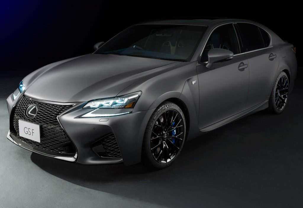 lexus gs f 10th anniversary le 2018 l10 fourth generation photos between the axles. Black Bedroom Furniture Sets. Home Design Ideas