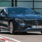 Mercedes-AMG S65 coupe (2017 facelift, C217, sixth generation) photos